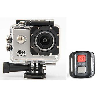 Hd 4k wifi action camera 1080p 60fps mini cam 30m waterproof go sport dvr extreme pro cam silver grey