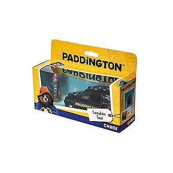 Corgi Paddington Bear London Taxi et Paddington Bear Figure