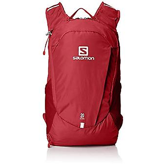 Salomon LC1084600 Trailblazer 20 Light Backpack by Hiking or Cycling - Red (Biking Red) - 20 l