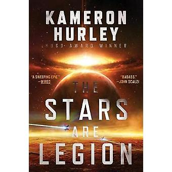 The Stars Are Legion by Kameron Hurley - 9781481447942 Book
