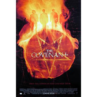 The Covenant (Double Sided Regular) (High Gloss/Uv Coated) Original Cinema Poster