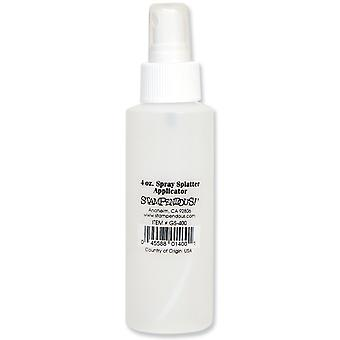 Spray Splatter Bottle 4 Ounces Gs400