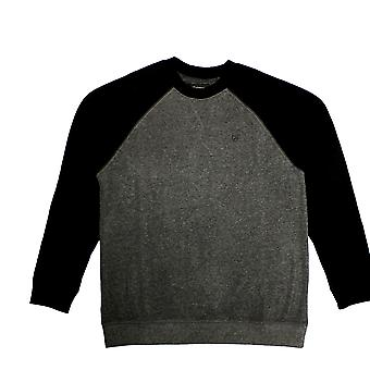 Brixton Smith Sweatshirt Heather Black