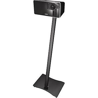 Speaker stand Swivelling/tiltable, Swivelling Max. distance to floor/ceiling: 98.4 cm