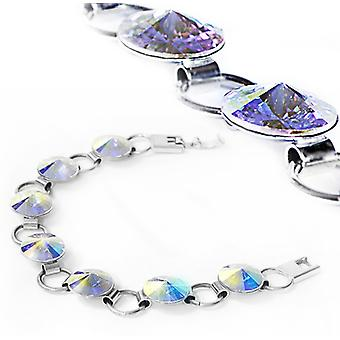 Bracelet with Swarovski crystals BMB 1.6