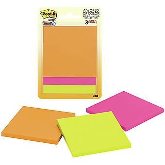 Post-It Super Sticky Notes 3