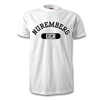 Nuremberg Germany City T-Shirt