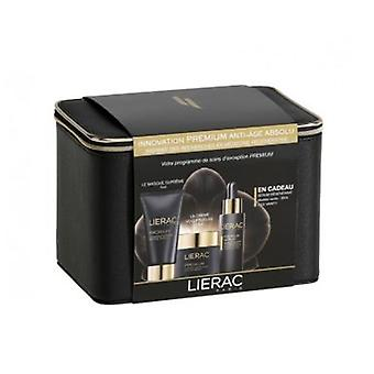 Lierac Premium Christmas Box Silky Cream + Mask + Elixir
