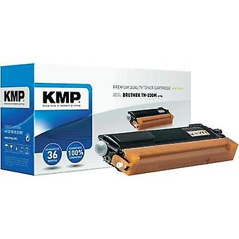 KMP Toner cartridge replaced Brother TN-230M Compatible Magenta 1400 pages B-T34