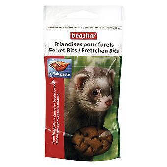 Beaphar Ferret Bits behandelt 35g (Pack van 6)