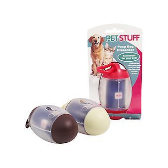 Pet Stuff Poop Bag Dispenser Clipstrip Assorted (Pack of 12)