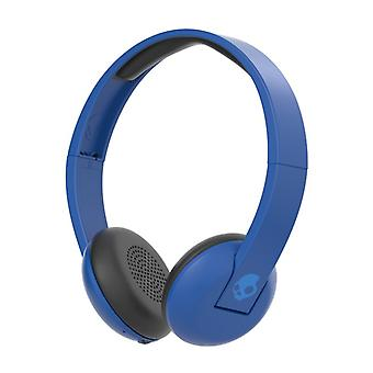 SKULLCANDY Headphone Uproar Blue On-Ear Wireless Mic