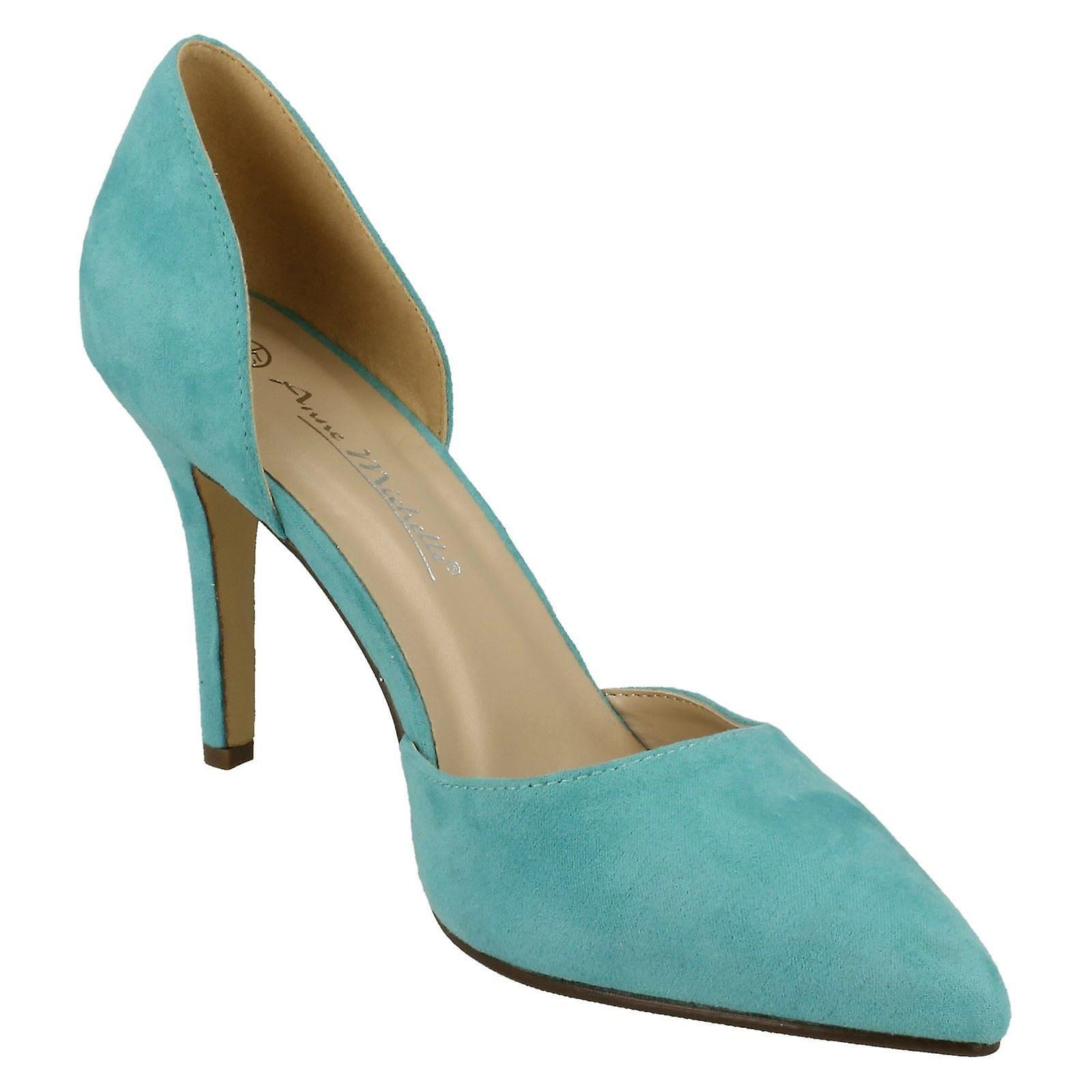Ladies Ladies Ladies Anne Michelle Stilleto Court Shoes F9914 28e547