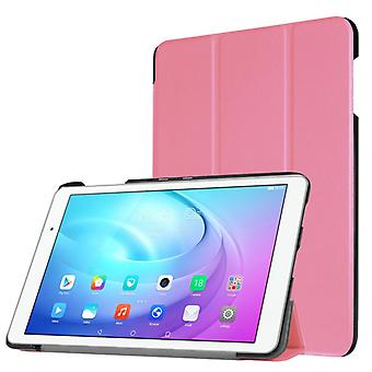 Smart cover case Pink for Huawei MediaPad T2 10.0 Pro
