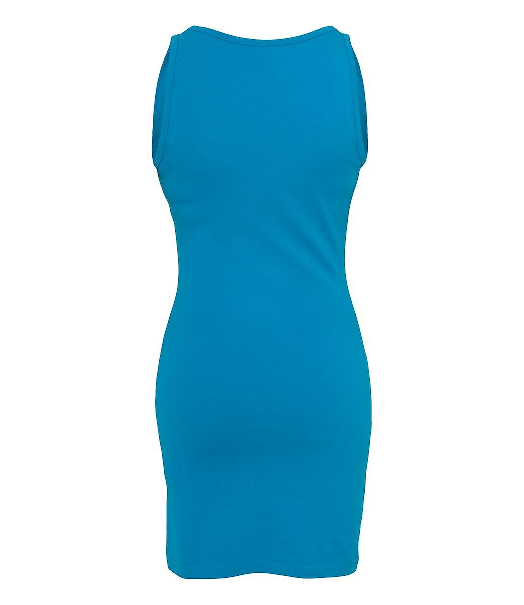 Urban classics ladies sleeveless dress