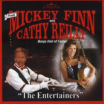 Finn/Reilly - entertainere [CD] USA import