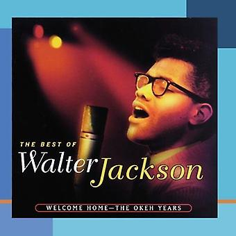 Walter Jackson - Welcome Home-Okeh Jahre [CD] USA import