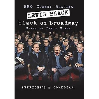 Lewis Black: Black on Broadway [DVD] USA import