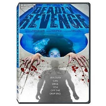 Dødbringende hævn [DVD] USA importerer