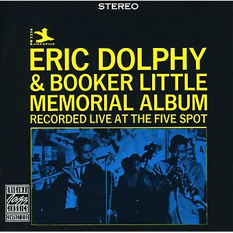 Dolphy/Little - Memorial Album [CD] USA import