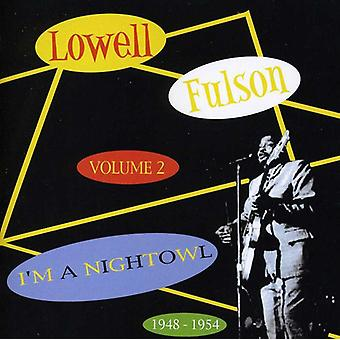 Lowell Fulson - Lowell Fulson: Vol. 2-I'm a Night Owl [CD] USA import