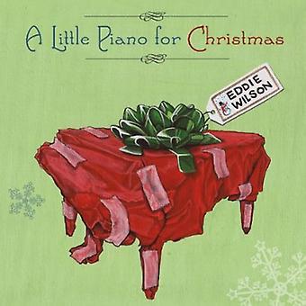 Eddie Wilson - lille klaver til jul [CD] USA import