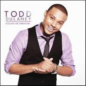 Todd Dulaney - trekken Me via [CD] USA import