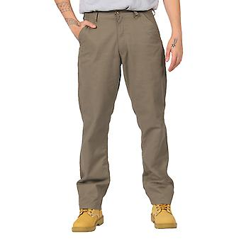 KEY Work Trousers - Brown Mens Work Trousers Industrial Workwear Clothing