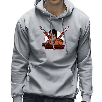 Dorne Vipers prins Oberyn Martell rød Viper spil af troner mænd er hætte Sweatshirt