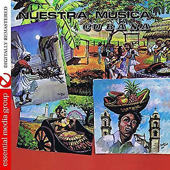 Tabares, Emma / Guitart, Miguel Antonio - Nuestra Musica Cubana [CD] USA import