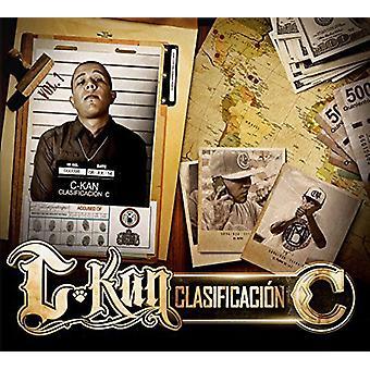 C-Kan - Clasificacion 1 [CD] USA import