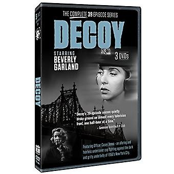 Decoy: Komplet 39 Episode serie [DVD] USA importerer