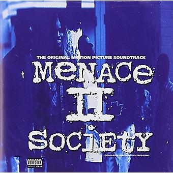 Menace II Society / O.S.T. - Menace II Society / O.S.T. [CD] USA import