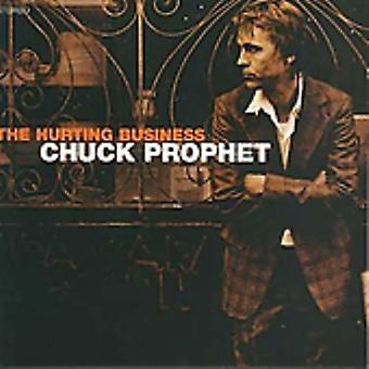 Chuck profet - såre Business [CD] USA import