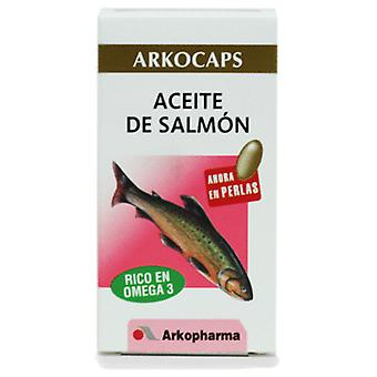Arkopharma Oil Arkocaps Salmon Pearls