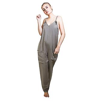 Ladies Jumpsuit All-in-one Overall Playsuit One size UK 8-14