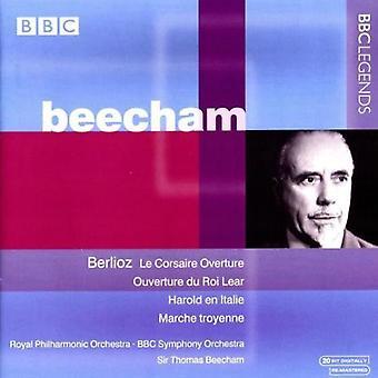 H. Berlioz - Beecham gennemfører Berlioz [CD] USA import