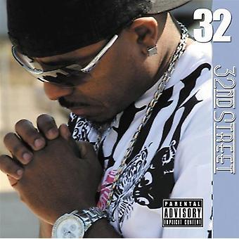 32 - 32: e street [CD] USA importerer