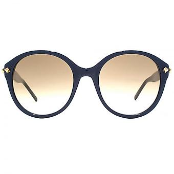 Jimmy Choo More Sunglasses In Blue