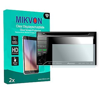 Pioneer AVH-P3300BT Screen Protector - Mikvon Clear (Retail Package with accessories)