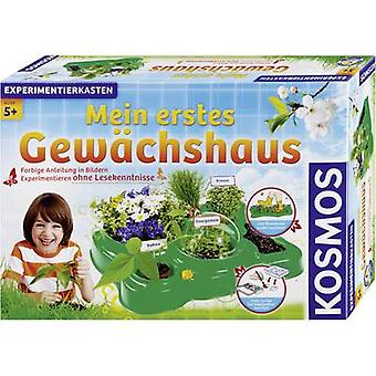 Science kit Kosmos Mein erstes Gewächshaus 634919 5 years and over