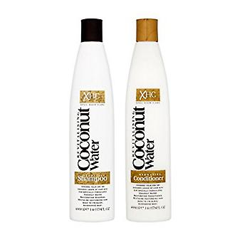 XHC Kokosnuss Wasser Shampoo & Conditioner