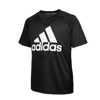 Adidas ontwerpen naar verplaatsen Tee Logo zwart BK0937 universeel alle jaar mannen t-shirt