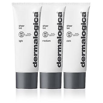 Dermalogica Sheer Tint Spf20 Medium 40 ml (Make-up , Face , Creams with color)