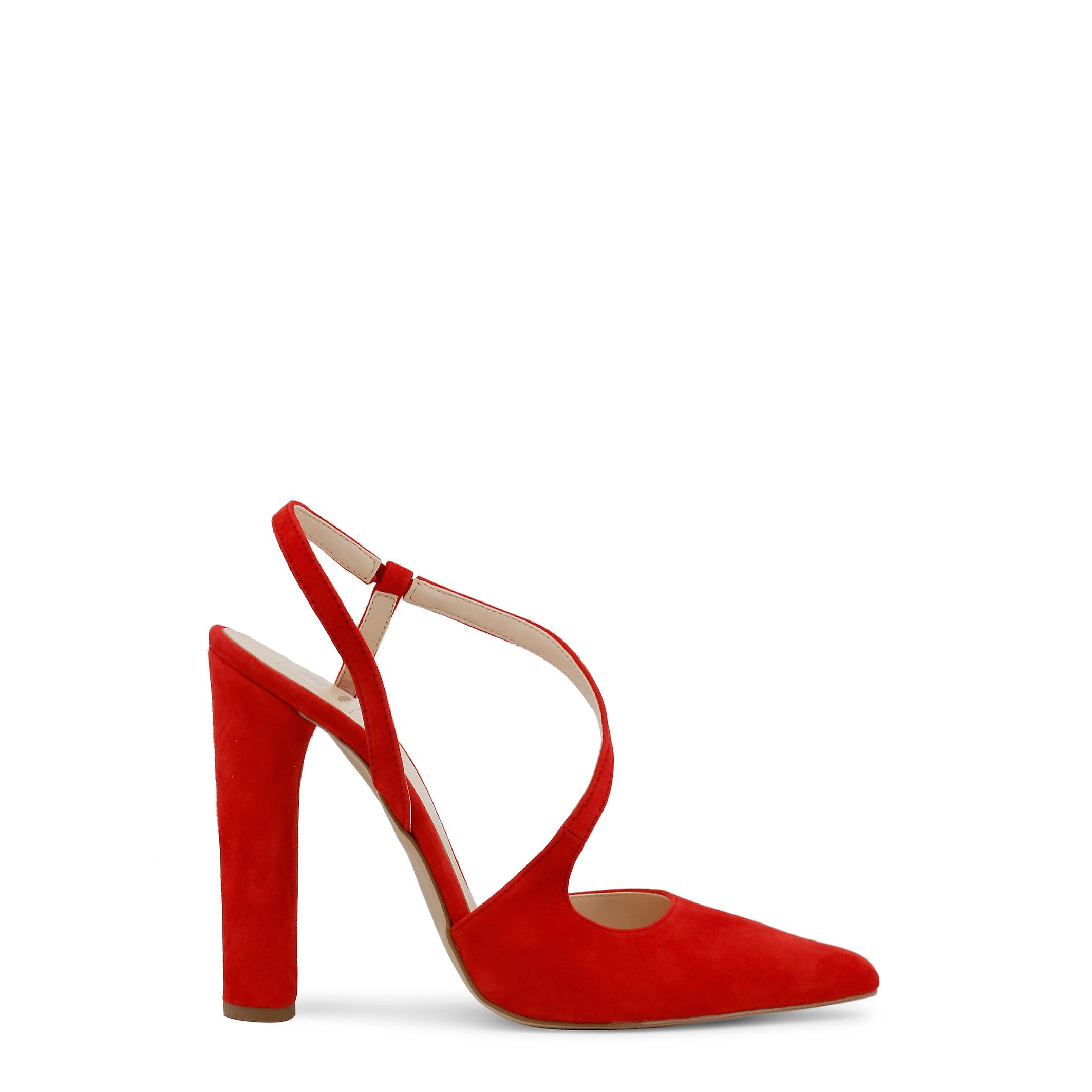 Made in Italia Women Sandals Red