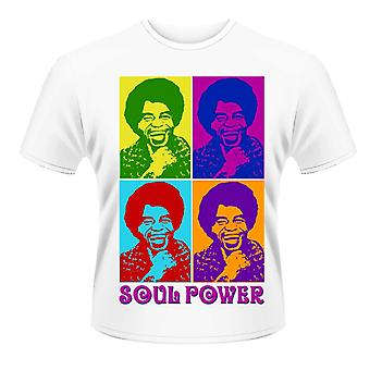 James Brown - Sould Power T-Shirt