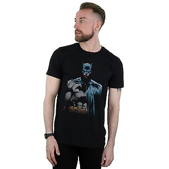 DC Comics Men's Batman Close Up T-Shirt
