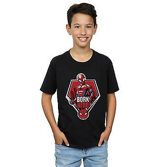 Marvel jungen Spiderman Hero T-Shirt geboren