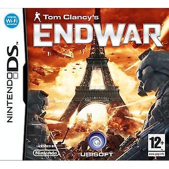 Tom Clancys avsluta krig (Nintendo DS)