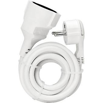 Kopp 143602080 Current Cable extension White 3 m